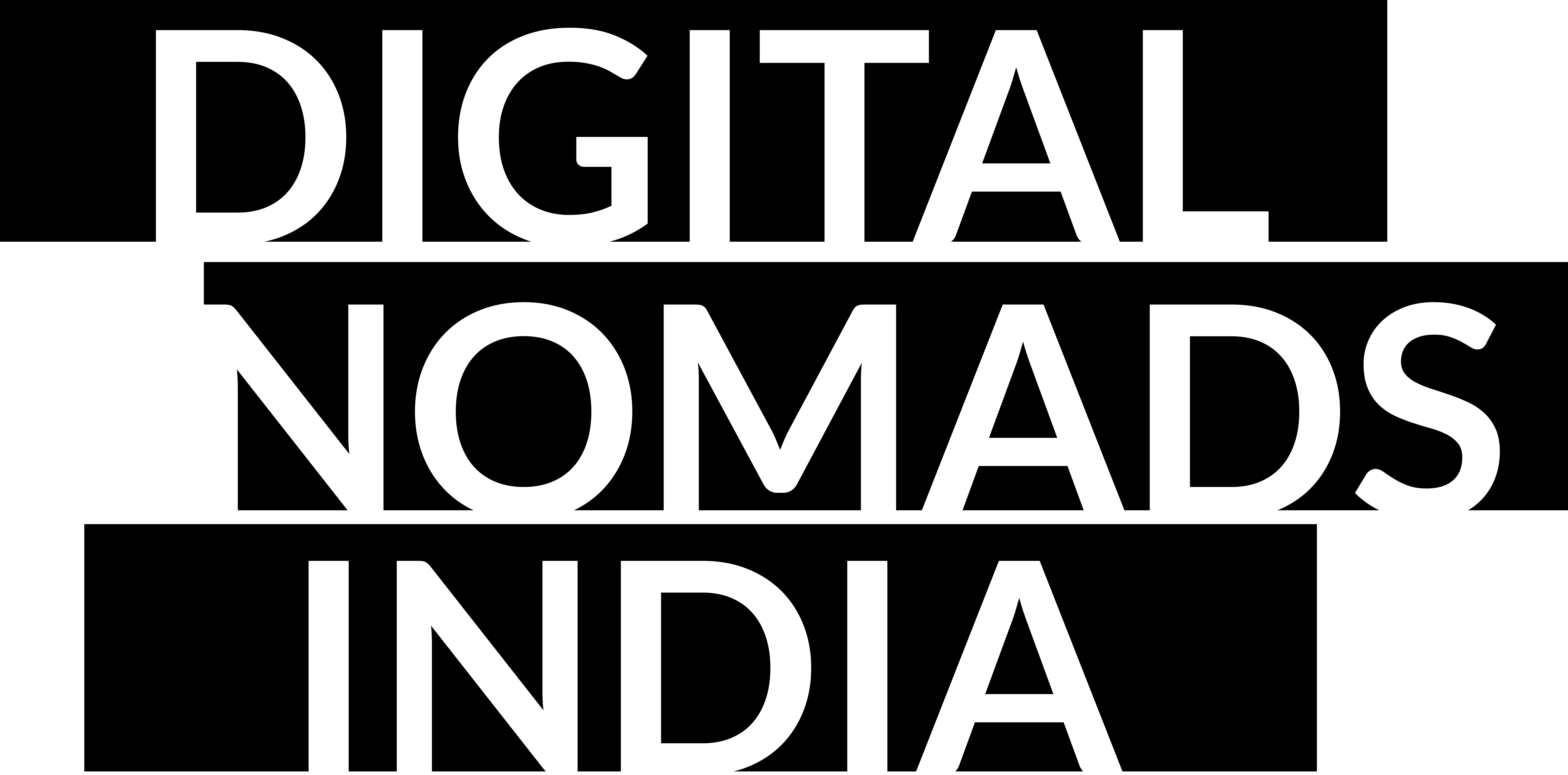 Digital Nomads India